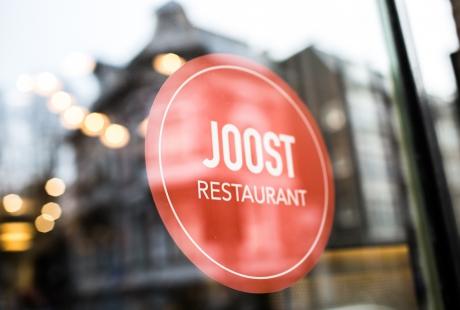 Restaurant JOOST opnieuw op de kaart