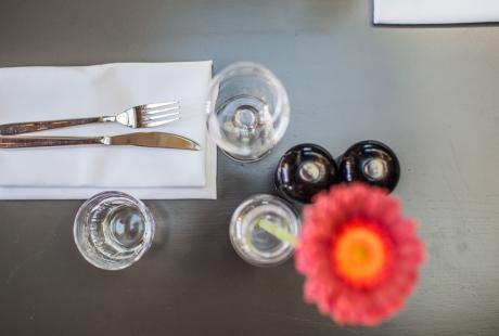 Remise47 nieuw 'sharing' menu
